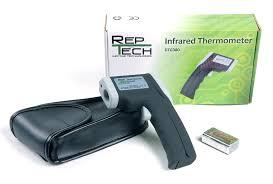 (DTG) RepTech termometro infrarojo IR-20º +380º