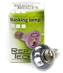 (LB) RepTech bombilla basking 25,40,60,75,100W